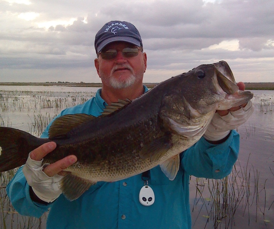 Highlands bass angler dave douglass 39 readers 39 and fans for Lake istokpoga fishing