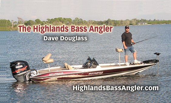 Highlands Bass Angler Business Card
